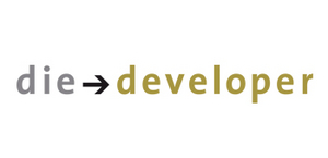 Logo die developerat