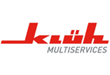 Logo Klüh Services at